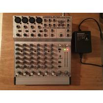 Mesa De Som Behringer Euromack Mx802 A