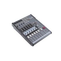Mesa De Som 8 Canais 4 Xlr Am1204 Phonic Com Phantom 2513