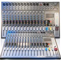 Mesa Arcano Armpeq1622fx Amplificada 350 Watts Usb In