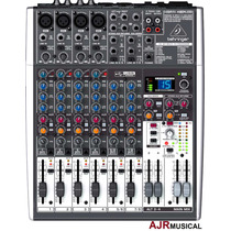 Mesa De Som Xenyx X1204 Usb Behringer Mixer Com Efeitos