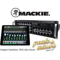 Mesa Digital Mackie Dl32r 32 Canais - P R O M O Ç Ã O