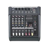 Mesa De Som Amplificada Mx-50 Usb Soundpro