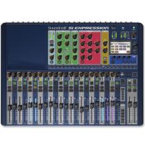 Mesa Digital Soundcraft Si Expression 2 Na Cheiro De Musica