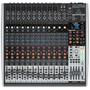 Mixer De Som Behringer Xenyx X2442fx Usb De 24 Canais