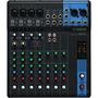 Mesa De Som Analógico Mixer 10 Canais Mg10 - Yamaha