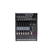 Mesa De Som 8 Canais Am1204fx Phonic Com Phantom 2512