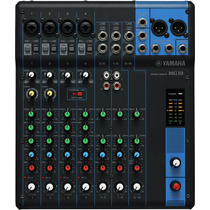 Mesa De Som Yamaha Mg10 | Mixer | Original | Nfe | Garantia!