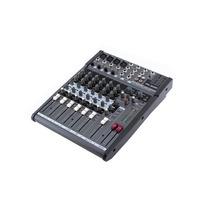 Frete Grátis Phonic Am 1204fx Mixer Mesa 8 Canais C/ Efeitos