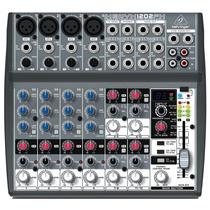 Mixer/mesa De Som Xenyx 1202fx Behringer 110v