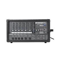Mixer Amplificador Phonic Power Pod 620 Pt1 Com 200w De Potê