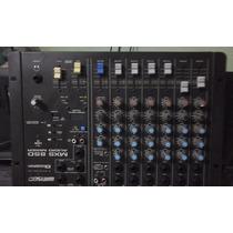 Mesa De Som Ciclotron Mxs 8s Com Usb Controle Remoto