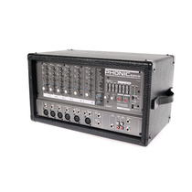 Promoção! Phonic Powerpod 620p Mixer Amplificado Cabeçote