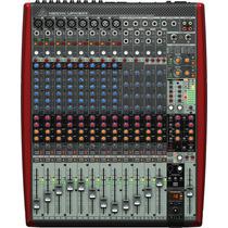 Mesa De Som Usb Xenyx Ufx1604 Behringer Pronta Entrega Ufx 1