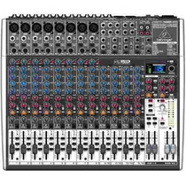 X2222usb Mesa De Som Behringer Xenyx X2222 Usb X 2222 Usb