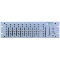Mixer Montável Em Rack 10 Canais Alesis Multimix 12r
