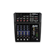 Alto Zmx862 Mixer Mesa De Som De 6 Canais - Frete Grátis