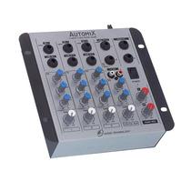 Mesa De Som Mixer Automix A402r (somente 12 Volts) Ll Audio