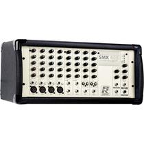 Mesa De Som Amplificada Staner, Modelo Smx-400