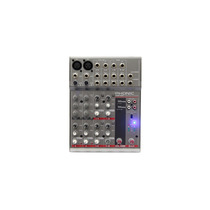 Mesa De Som Mixer Phonic Am 105 10 Canais