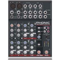 Mesa De Som Phonic Am 105fx
