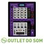 Dj Mixer 5 Canais/2 Usb/bpm/efx Waldman Rdj5.2usb = Pioneer