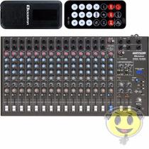 Mesa Som Ciclotron Wattsom Amw 16 Esd Usb Controle Kadu Som