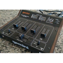 Gemini Stereo Preamp Pmx-2200 Edição Limitada Dj Jazzy Jeff