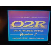 Yamaha 02r O2r Firmware Versão So Upgrade: 2.16