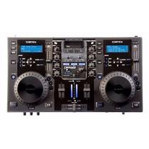 Mixer Controlador De Som Para Dj Cortex Dmix-600 - Novo