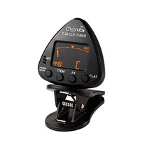 Afinador Eletrônico Cromático Digital Clip Cherub T30
