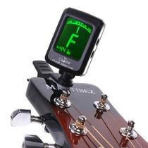 Afinador Digital De Guitarra Violino Baixo Violão
