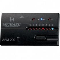 Afinador Michael Digital Afm 200