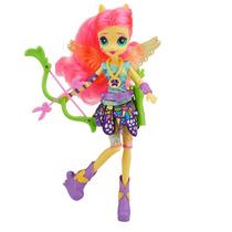 My Little Pony Estilo Esportivo Fluttershy 23cm Hasbro