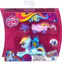 Boneca My Little Pony Ponei Voadora Rainbow Dash