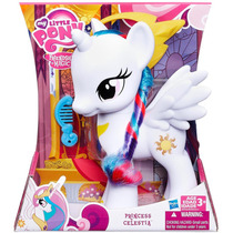 Brinquedo Fig Ml Pony 20 Princesas B0936 - Branco