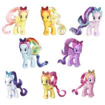 My Little Pony Pack Com 8 Unidades Explore Original Hasbro
