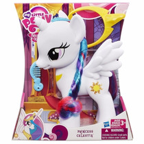 Boneca Princess Celestia My Little Pony Hasbro