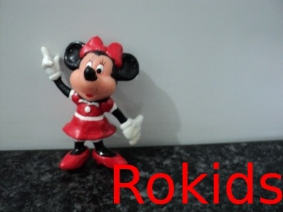Mickey E Minnie Red Importados E Raros
