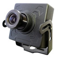 Mini-cam Ccd Sony Digital 1/3 500linhas De Resolução + Fonte
