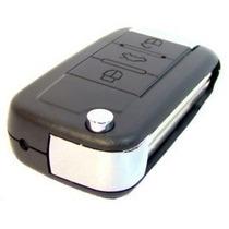 Chaveiro Espião Câmera Espiã Chave Canivete Sensor Movimento