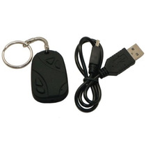 Chaveiro Câmera Espião + Cartão 4gb + Adapt Alta Resolução