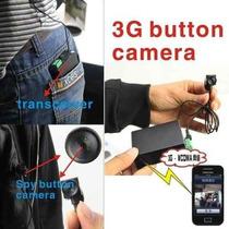 Micro Camera Espiã Espião 3g Pronta Entrega !!!