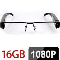 Óculos Espião Full Hd® 1080p 16gb Filmadora Espiã