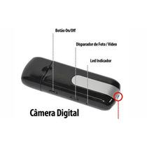 Spy Pendrive Mini Camera Espiao Pen Drive