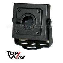 Micro Câmera Topway Sk-c400 Ccd 1/3 Sony 420/550linhas