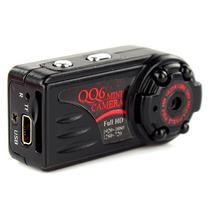 Mini Câmera Espiã Hd 1080p - Visão Noturna - Detec Movimento