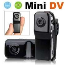 Filmadora Mini Dv Dvr Webcan Camera Video Espiã 720x480 Md80