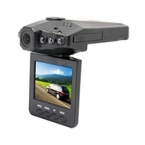 Camera Hd Filmadora Foto P/ Carro,moto,dvr With 2.5 Tft Lcd!