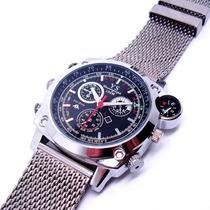 Relógio Espião 8gb Full Hd 1080p 12 Mpx Lançamento