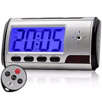 Relógio Espião Camera Espiã Micro Camera Escondida + 8gb
